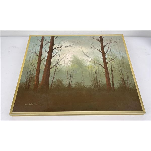 Landscape Painting Oil on Canvas Lovell