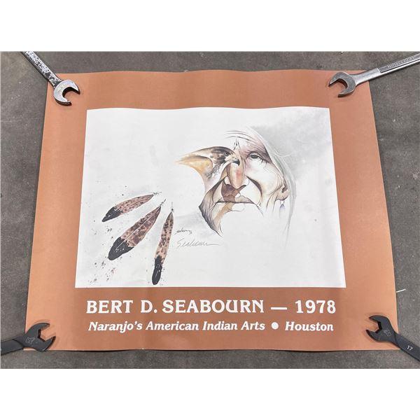 Bert Seabourn Exhibition Print