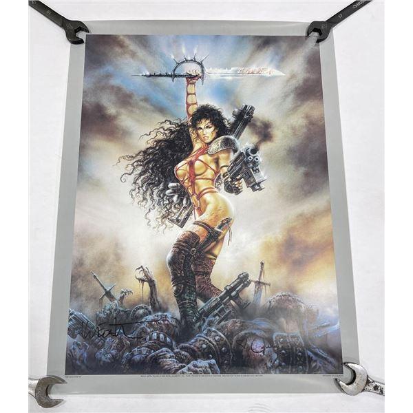 Kevin Eastman F.A.K.K. Heavy Metal 2 Poster #5