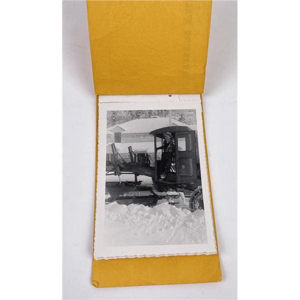 Selway District Montana 1951 Photo Album