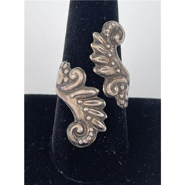 Taxco Mexico Sterling Silver Ring