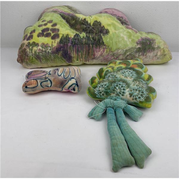 Lenore Davis Soft Sculpture Pillows
