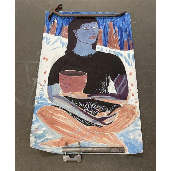 Lenore Davis Watercolor Painting