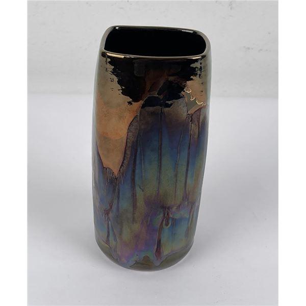 Bruce Fairman Studio Pottery Vase California.