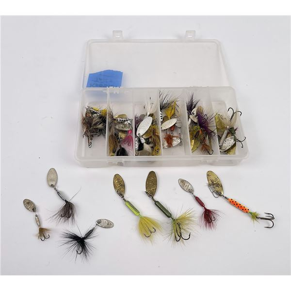 Lot of Rooster Tail Fishing Lures