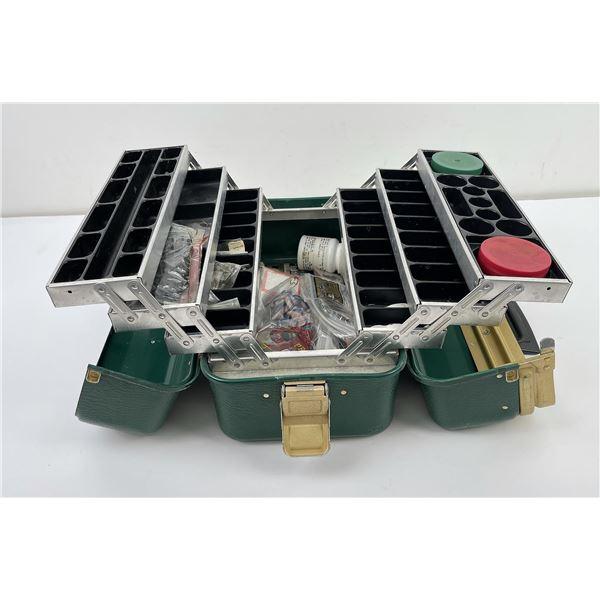 Vintage Umco Fishing Tackle Box 700