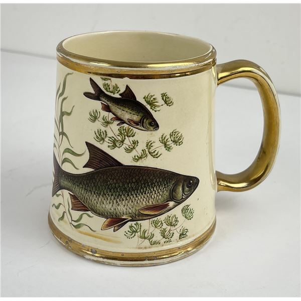 Gibson's Staffordshire Fishing Mug