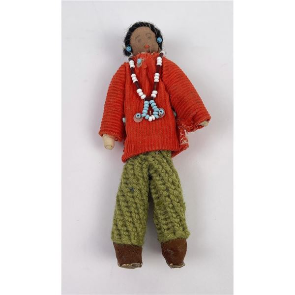 Antique Indian Doll