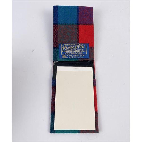 Vintage Pendleton Wool Wallet