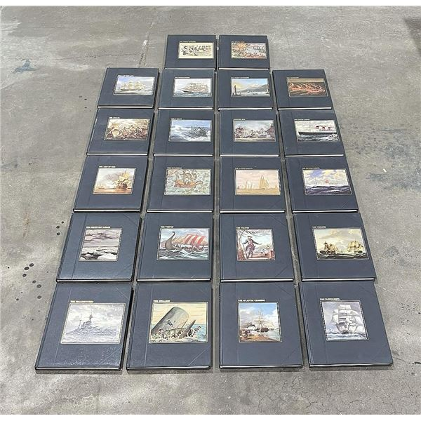 The Seafarers Time Life Book Set