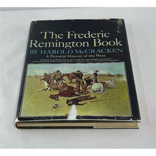 The Frederic Remington Book McCracken