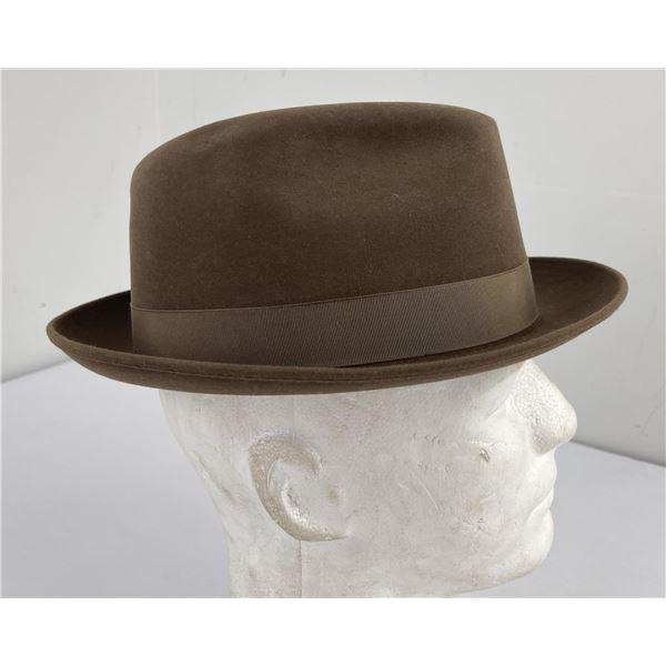 Vintage Dobbs Fedora Hat Size 7