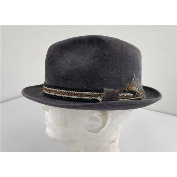 Vintage Triumph Champ Fedora Hat