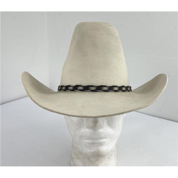 Vintage The Roundup Beaver Cowboy Hat