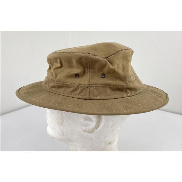 Vintage Filson Tin Cloth Hat