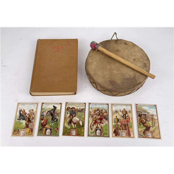 Frank Linderman Indian Book Grouping