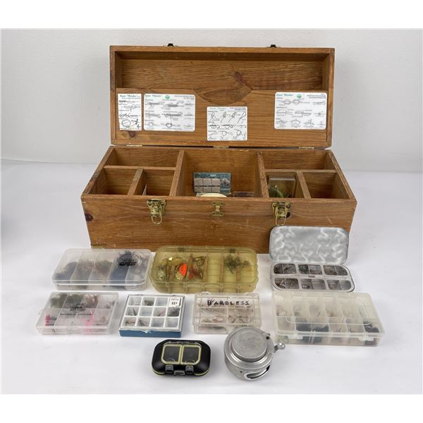 Montana Fly Fishing Tackle Box