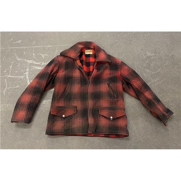 Vintage Penny's Towncraft Mackinaw Wool Jacket