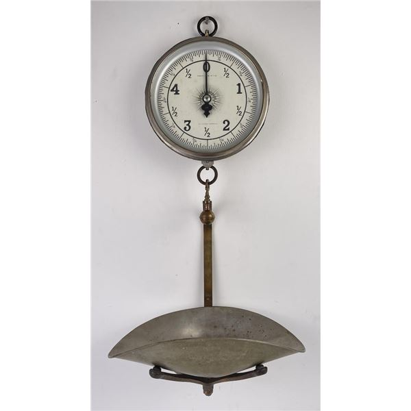 Jacobs Bros Dry Goods Store Scale