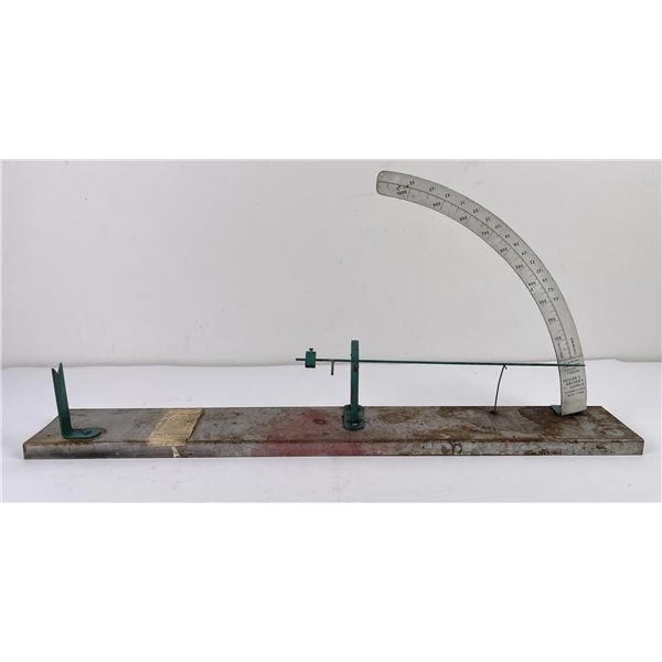 Tessiers Archery Supply Bow Weight Scale