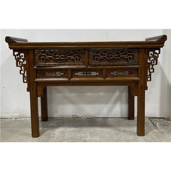 Antique Chinese Qing Dynasty Altar Table