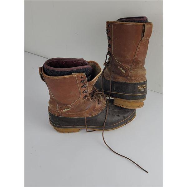 Vintage Lacrosse Snow Pack Boots