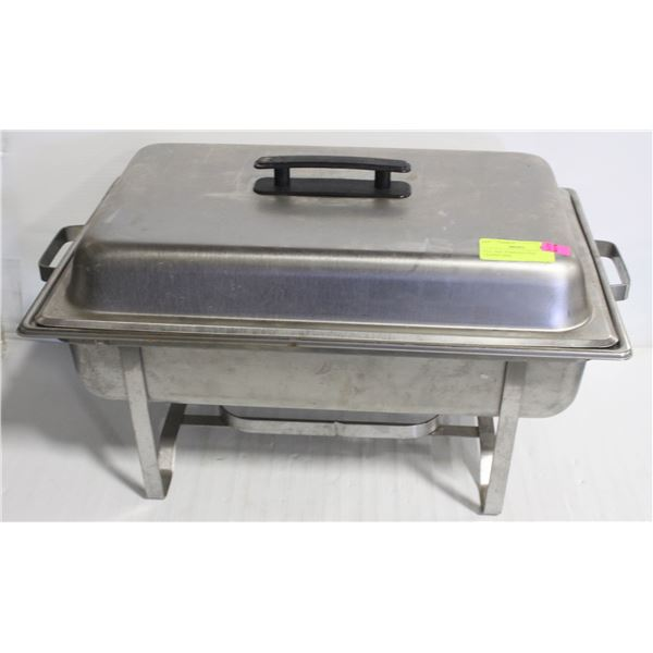 FULL SIZE STAINLESS STEEL CHAFING DISH