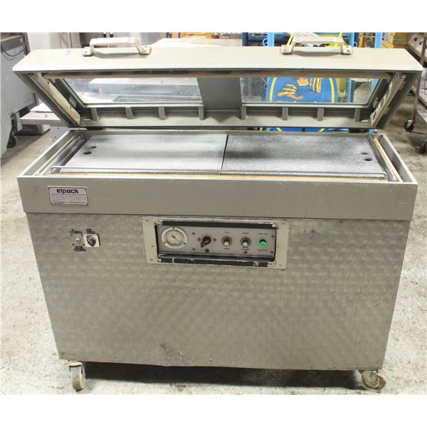 ELPAC VACUUM PACKING MACHINE - TESTED & WORKING