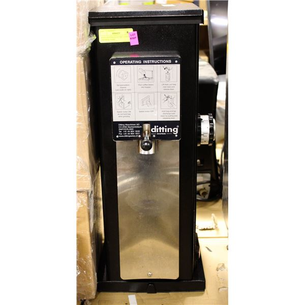 SWISS DITTING ELECTRIC COFFEE GRINDER-1600W