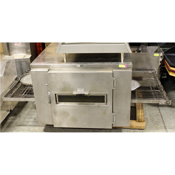 COMMERCIAL CONVEYOR PIZZA OVEN