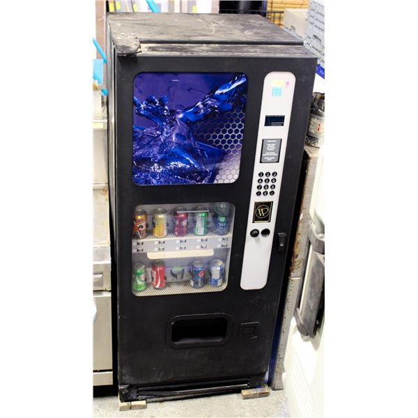 STAND UP SODA VENDING MACHINE