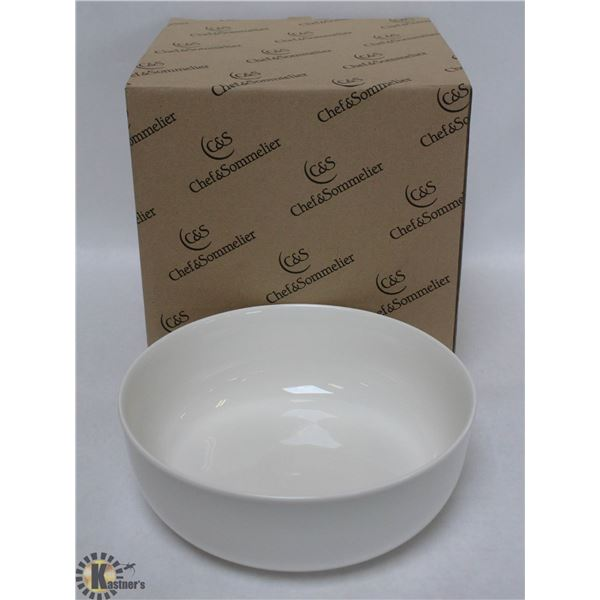 CHEF & SOMMELIER 1.89 QT WHITE BOWLS, ARC CARDINAL