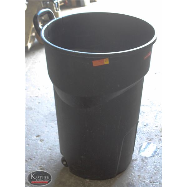 K37 BAILIFF SEIZURE:RUBBERMAID TRASH CAN