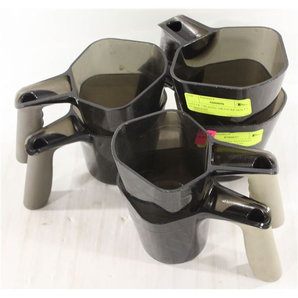 3 ASSORTED SIZES WOODMAX SLOTTED BREWING CUPS