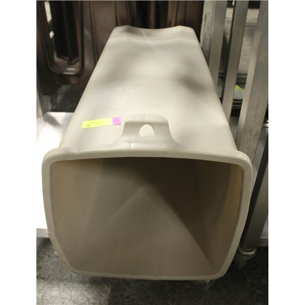 RUBBERMAID TRASH CAN APPRO. 20 GALLON