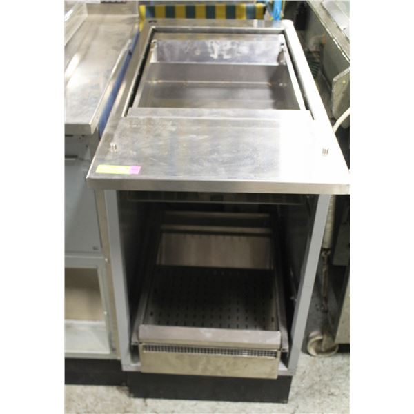 MERCO FRIED FOOD HOLDING STATION /W HOLDING