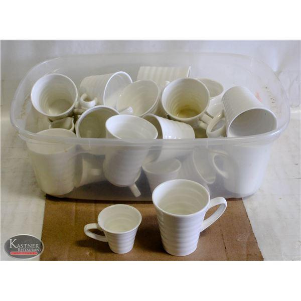 K13 BAILIFF SEIZURE:LOT OF ASSORTED COFFEE ITEMS