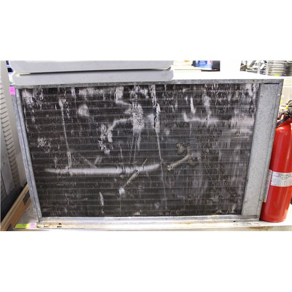 REFRIGERATION 2 FAN CONDENSING COIL