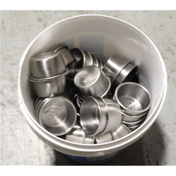 CONTAINER OF S/S RAMKINS