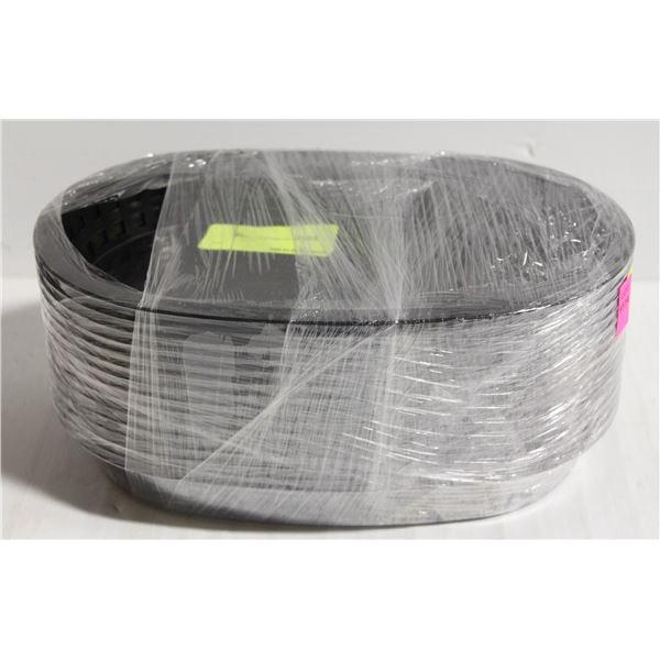 """15 TABLECRAFT PLASTIC BASKETS IEM 1076 - 10.5"""" X"""