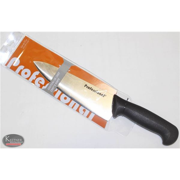 """NEW PROFESSIONAL 8"""" CHEF'S KNIFE"""