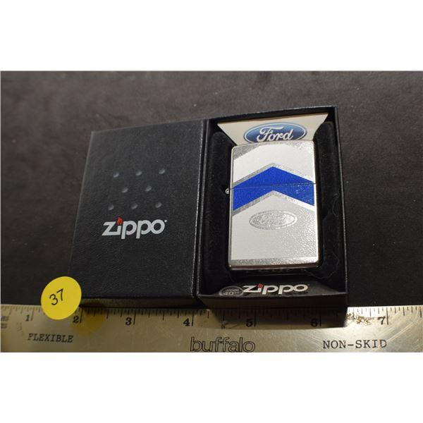Zippo Ford Advertising lighter