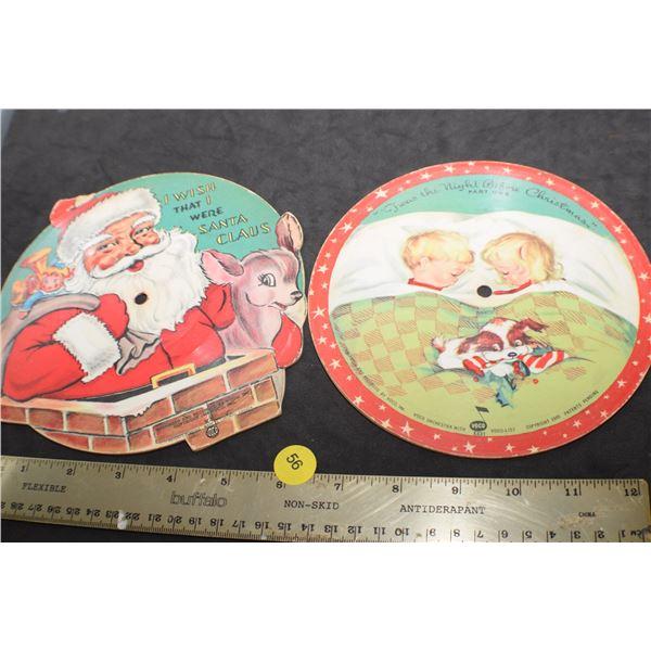1948 Christmas records