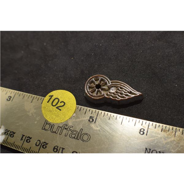 1950's Detroit Red  Wings FOB