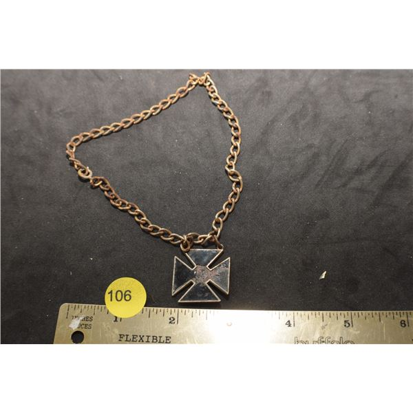 WW 1 Germany Imperial Necklace as is