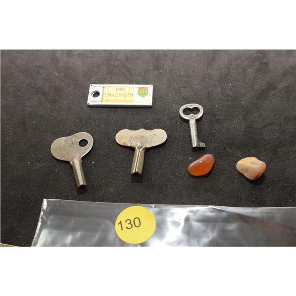 Toy keys etc.