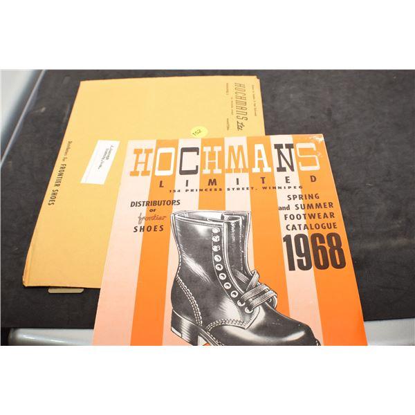 Vintage Footware catalog