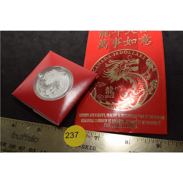 $10 Sterling Silver Canada coin