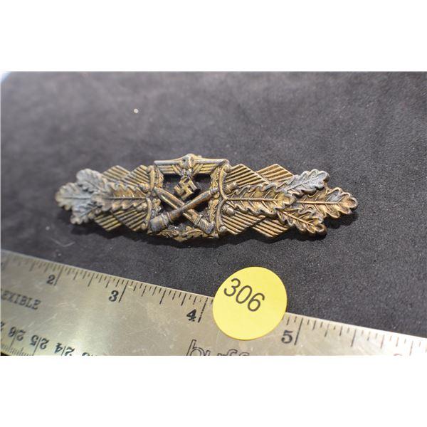 Nazi German pin as is