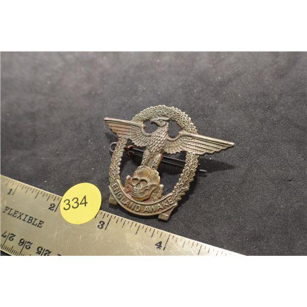 Nazi Pin /Badge